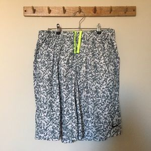 Nike Dry fit Camo shorts